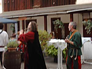 CONVENTUS TANDARADEY – Bilder von Auftritten: Reilingen 2007